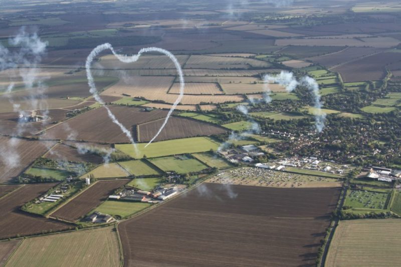 love in the sky-Gransden